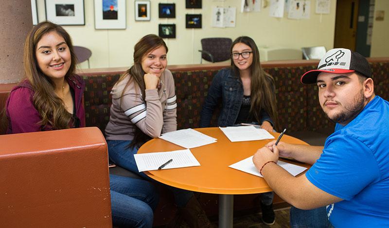 SFCC college students